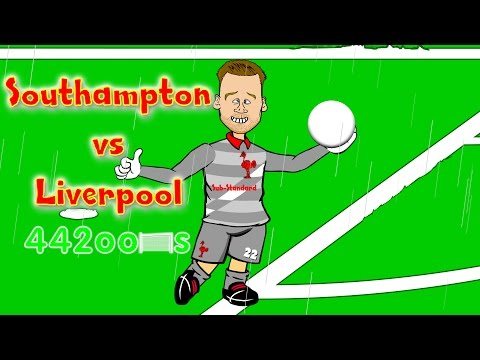 😇Southampton vs Liverpool 0-2🐓 No penalty? Koeman and WelshXavi debut! (Cartoon Highlights)