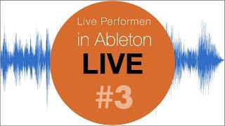 Live Performen mit Ableton Live #3 Midi Controller
