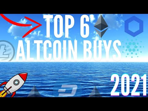 Top 6 Altcoins Set to Explode in 2021 | Best Cryptocurrency Investments March 2021