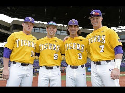 LSU Baseball \