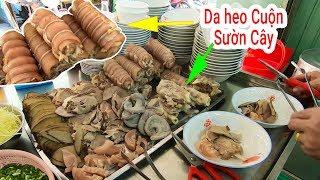 Cháo lòng cuộn 5 lớp Da heo và Sườn cây Đặng Thanh Mai 42 năm ở Sài Gòn