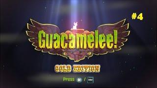 Guacamelee - Gold Edition Part 4 - NoviceGamerGirl