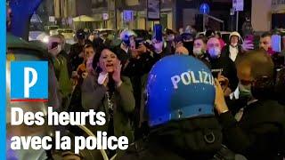 Naples : des violences lors d'une manifestation anti couvre-feu