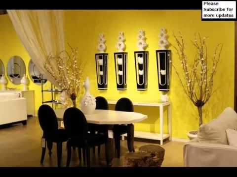 Yellow Color Decoration | Pics Of Room Decration Ideas