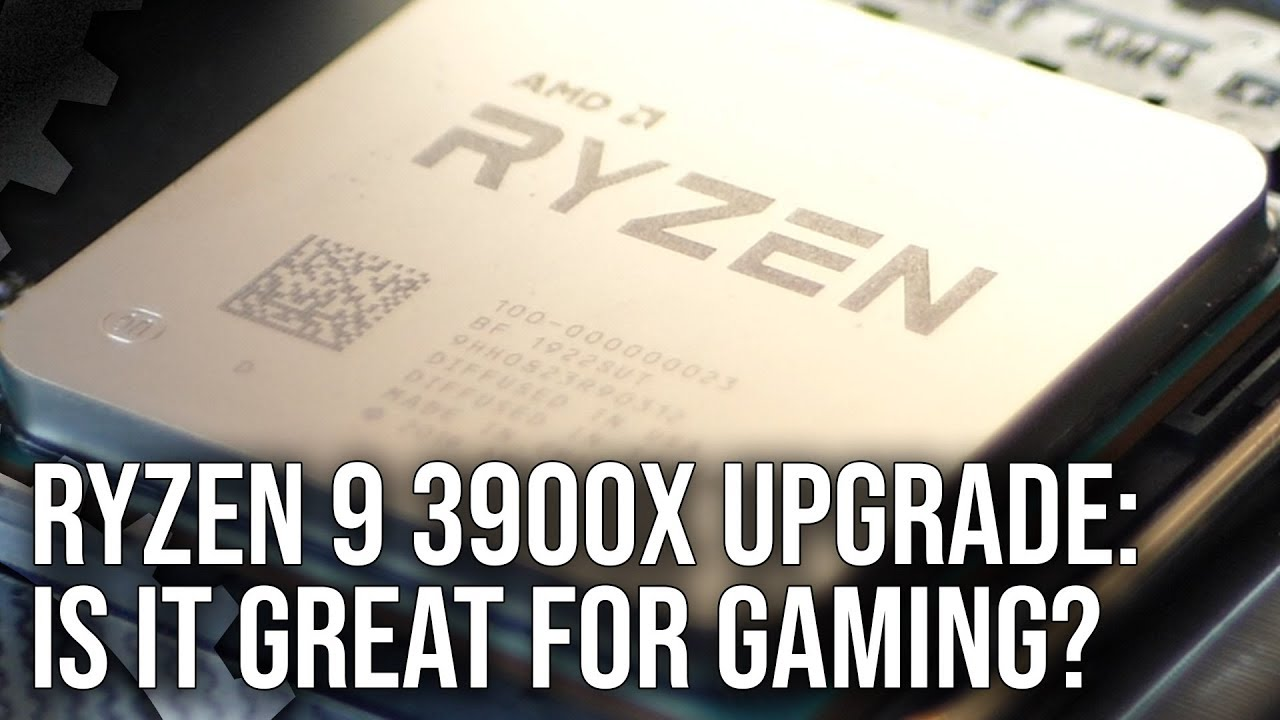 Ryzen 9 3900X Gaming Tested In-Depth: The 60fps Challenge - Alex Builds A  New PC!
