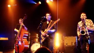 JD McPherson Your Love (is all that im missing) live @ Tivoli utrecht