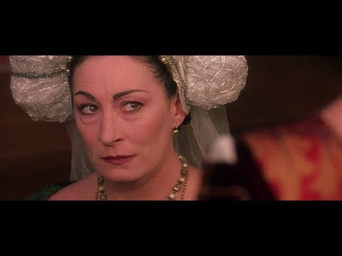 Anjelica Huston Throws Shade- Ever After