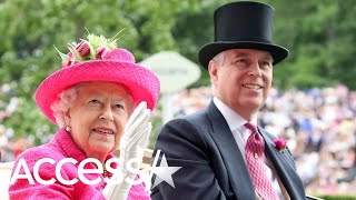 Gambar cover Queen Elizabeth Cancels Prince Andrew's 60th Birthday Party Amid Jeffrey Epstein Scandal (Report)
