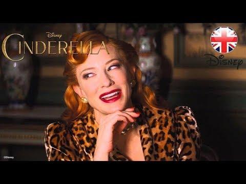 CINDARELLA | Cate Blanchett, the Stepmother | Official Disney UK