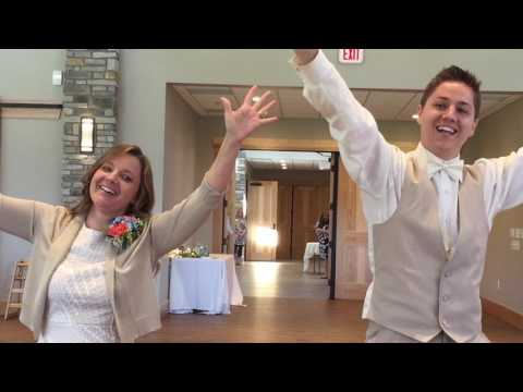 Fun Mother Son Wedding Dance - Full version