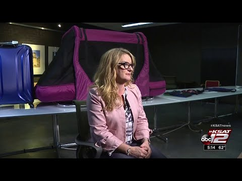 Mom creates bed, business for special-needs families