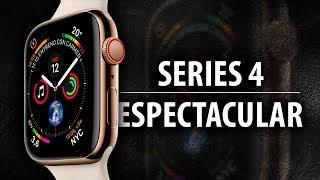 El Apple Watch Series 4 es ESPECTACULAR pero...
