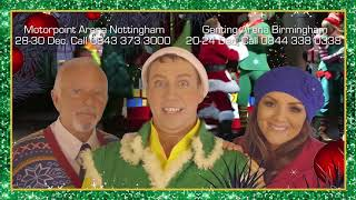 Elf: A Christmas Spectacular at the Motorpoint Arena Nottingham