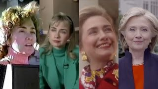 Hillary Clinton's accent evolution (1983-2015)