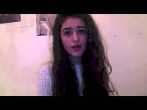Say Something - A Great Big World & Christina Aguilera (cover) by Laura Khoshaba