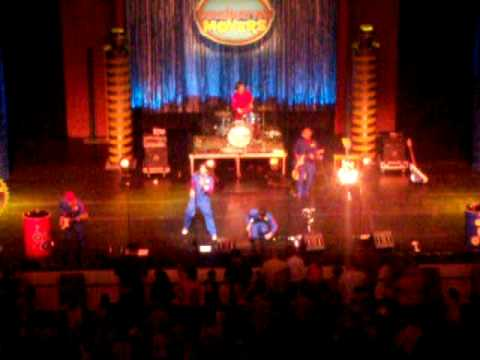 Imagination Movers Performing 'Mover Music: Jump Up!'