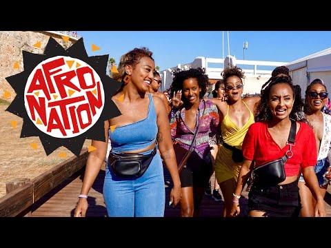 AFRONATION PORTUGAL | VLOG / TRAVEL VIDEO
