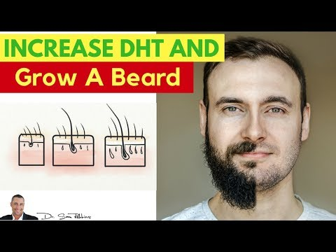 💂‍♂️ How To Increase DHT For Muscle & Beard Growth