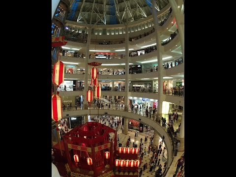 Malaysia 2016 # Suria KLCC shopping Center, Kuala Lumpur