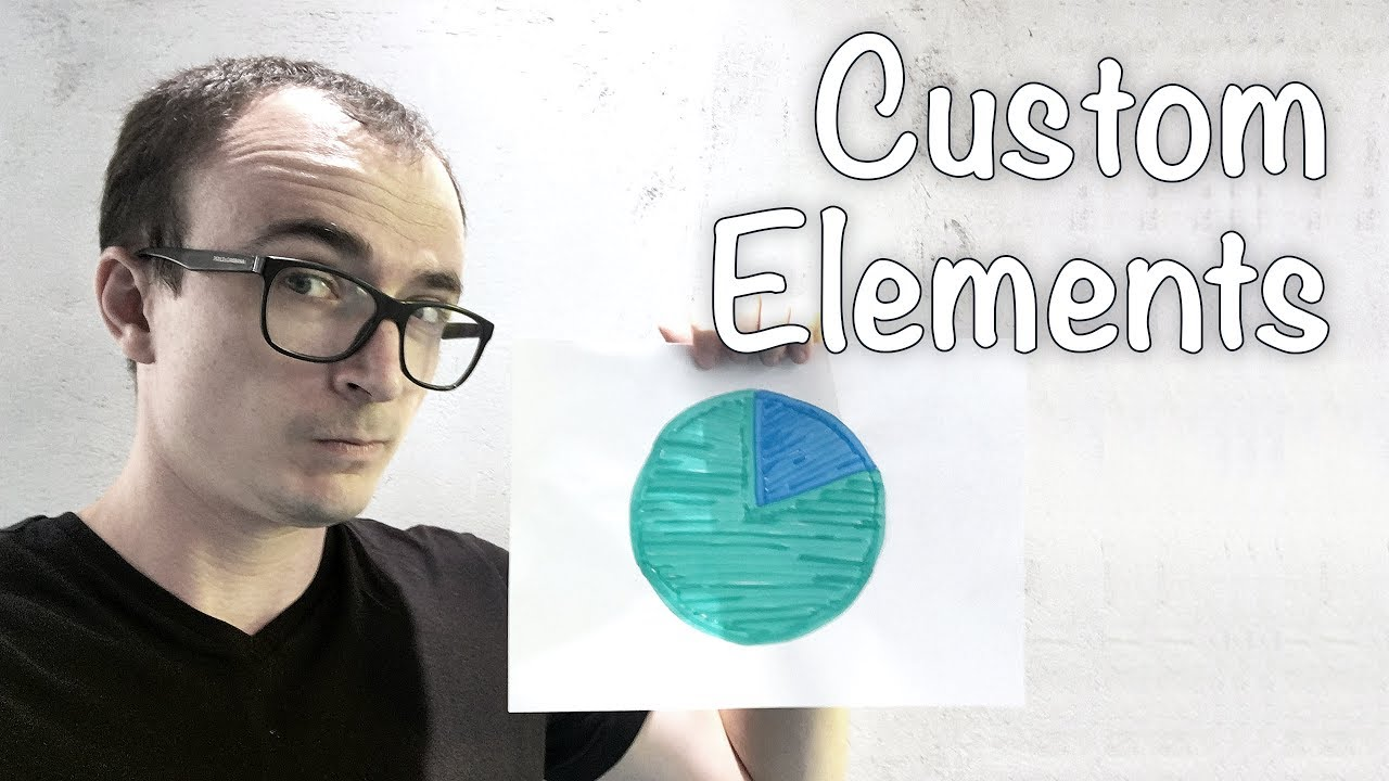 Custom elements css pie chart youtube custom elements css pie chart geenschuldenfo Choice Image