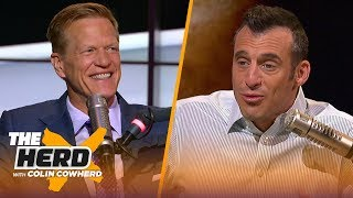 Warriors will be only a good team with Wiggins, talks Kevin Durant, Knicks — Bucher   NBA   THE HERD
