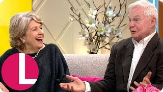 Sir Derek Jacobi and Anne Reid Discover They've Both Had Love Scenes with Daniel Craig | Lorraine