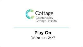 Play On – Goleta Valley Cottage Hospital