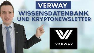 Verway Wissensdatenbank + Kryptonewsletter Crypto Mining ATM | Simeon Wilhelm