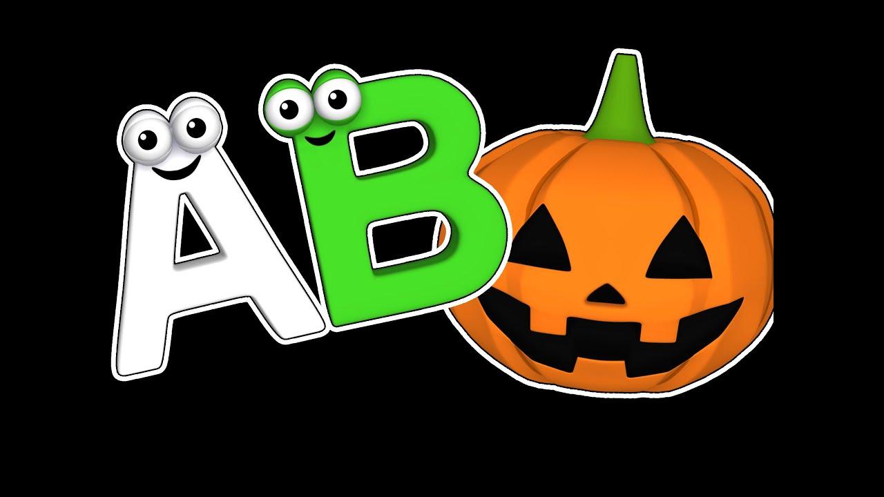 Halloween ABCs\