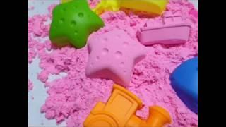 놀이톡톡 노리샌드 실내모래놀이