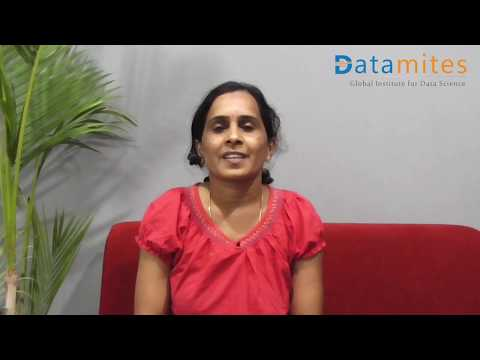 Ms. Ramya Feedback on Data Scientist Course in Bangalore