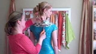 Duct (Duck) Tape DRESS FORM (mannequin) Tutorial