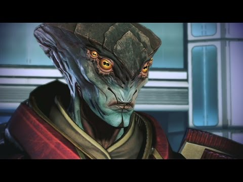 Mass Effect 3: All Scenes with Javik(Funny Banter Moments, Romance & Goodbye)