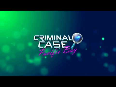 Criminal Case Pacific Bay - Soundtrack (Crime Scene Theme) IOS/ANDROID