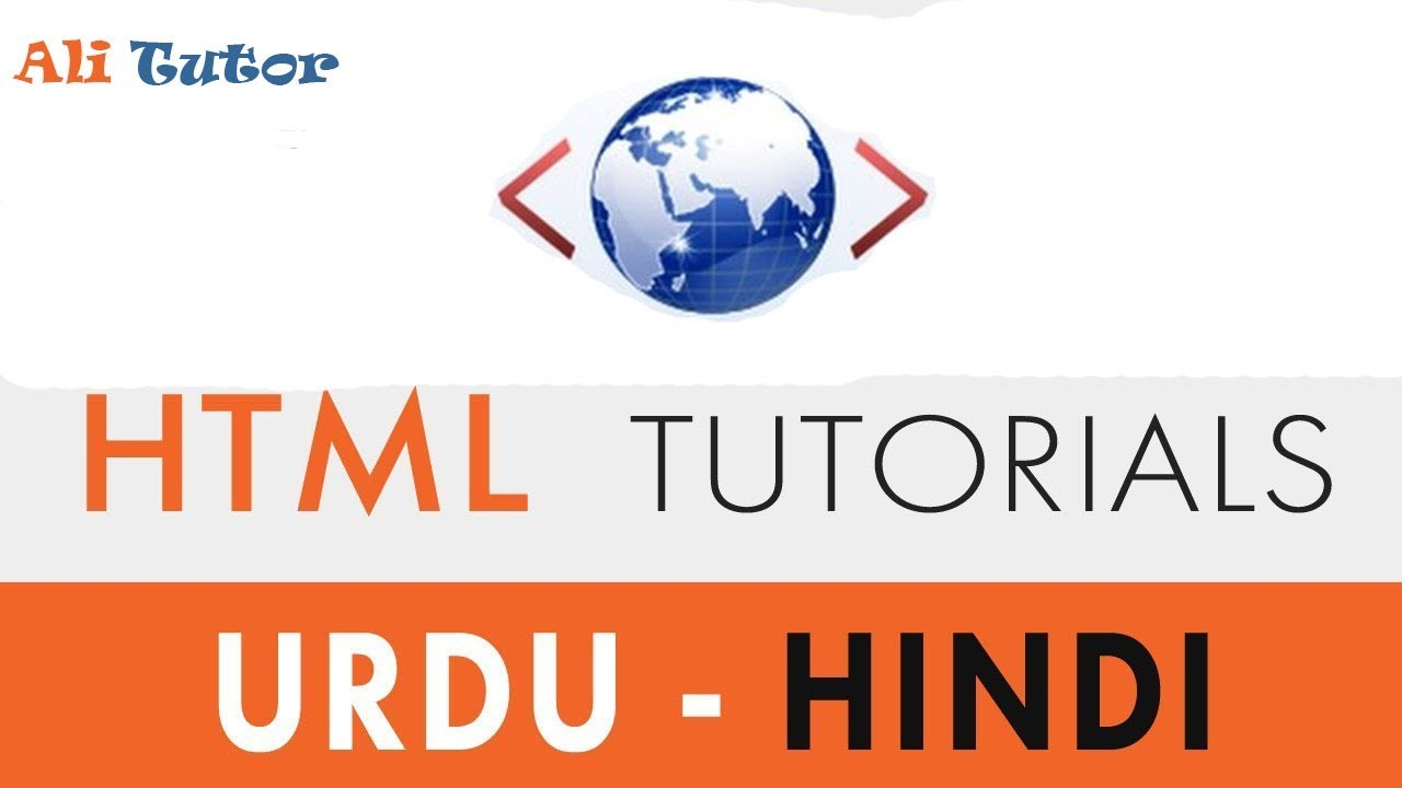 Formatting in HTML - What is Formatting (bold,italic etc) in HTML in  Urdu-Hindi Part 5