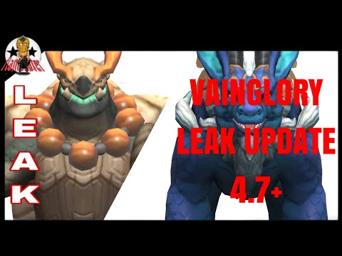 VAINGLORY LEAK UPDATE 4.7+ | FlameEater