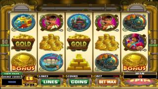 FREE Gold Factory ™ slot machine game preview by Slotozilla.com