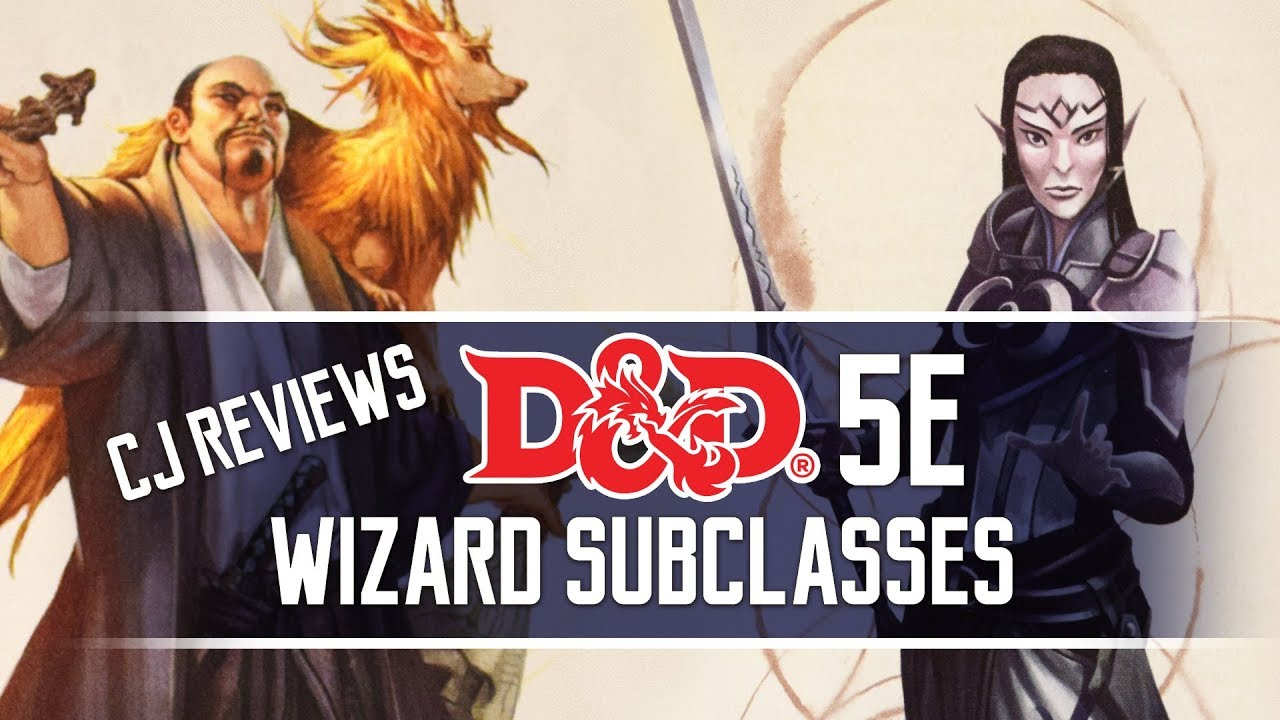 Bladesinger, War Magic, Dungeons and Dragons 5e Wizard Subclass Review