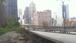 Abandoned Highway Ramp to Nowhere Pittsburgh Explained