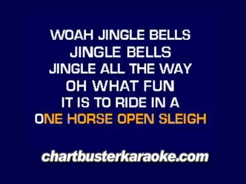 Jingle Bells- Country  (Chartbuster Caraoke)