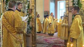 видео Ильинский храм в Черкизове
