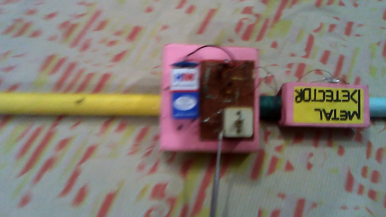 Homemade Metal Detector Circuit Home Design Schematicmetal Schematic Pdfmetal Pinpointer Schematicsbfo Slayer My Simple O Level Diagram