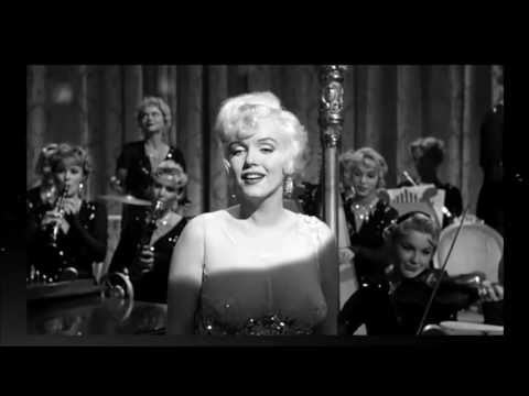 I wanna be loved by you ~ Marilyn Monroe (Some Like It Hot, 1959)