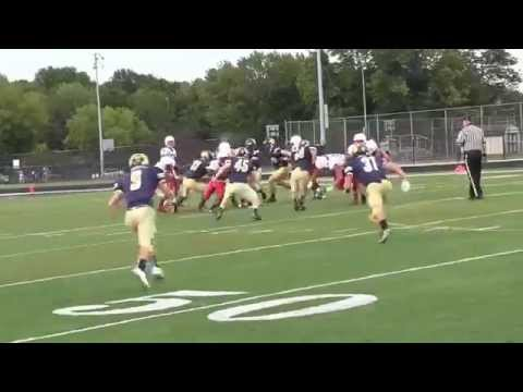 Decatur Central High School VS Southport (Scrimmage) 08/15/14