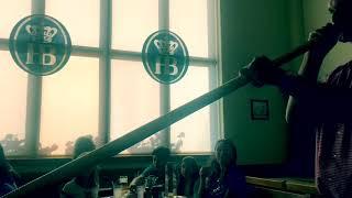 Веселый пивной ресторан в Лас Вегасе.