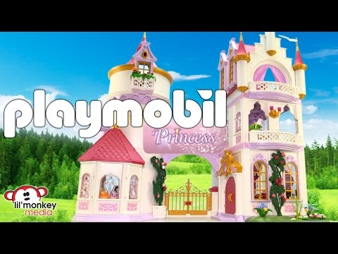 Playmobil Princess Castle Collection!
