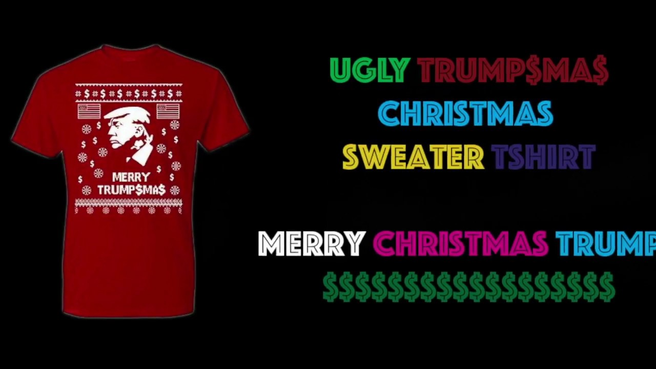 WATCH & SHARE NOW!! Ugly Christmas T Shirts 2017 - YouTube