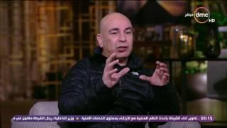 مساء dmc - الكابتن حسام حسن يعلق على خناقة شريف إكرامي مع أحمد ناجي