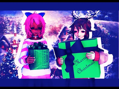 ||MMD||OC||Gift For Friend||Carol Of The Bells||