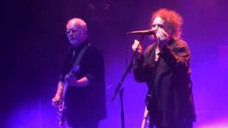 THE CURE - kyoto song - Roma - 30.10.2016
